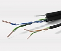 옥외 Outdoor LAN Cable 2P